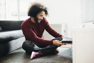 Giga TV 4K Box - Selbsthilfe (Software-Update, Systemdiagnose, Reset, Fernbedienung verbinden)