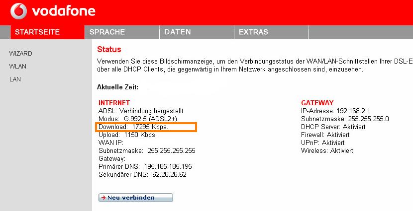Jugendschutz Pin Vodafone Gigatv