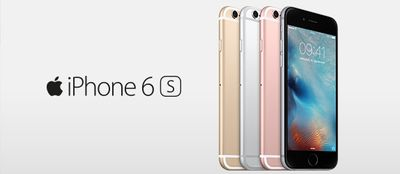 iPhone 6s Liefersituation