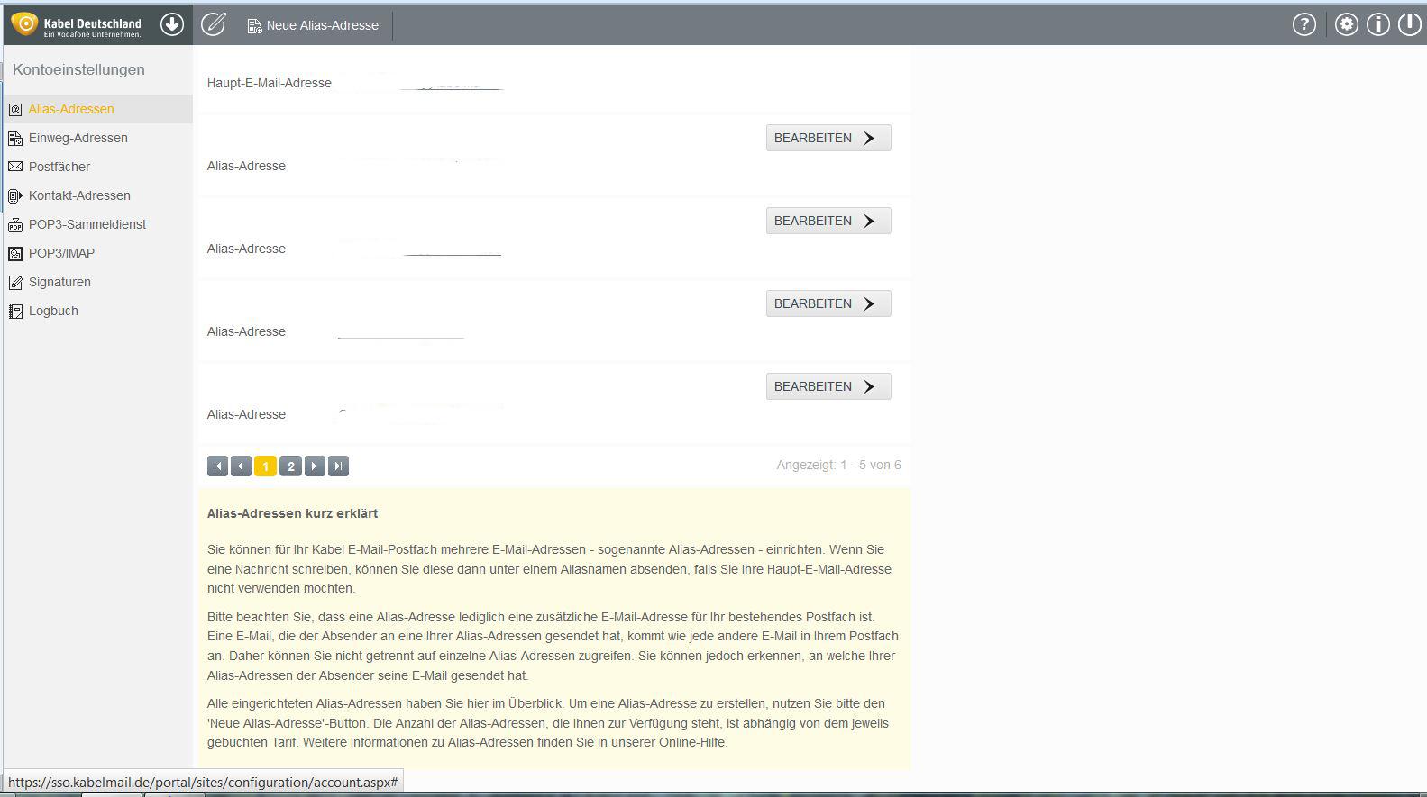 Vodafone Beschwerdemanagement Adresse