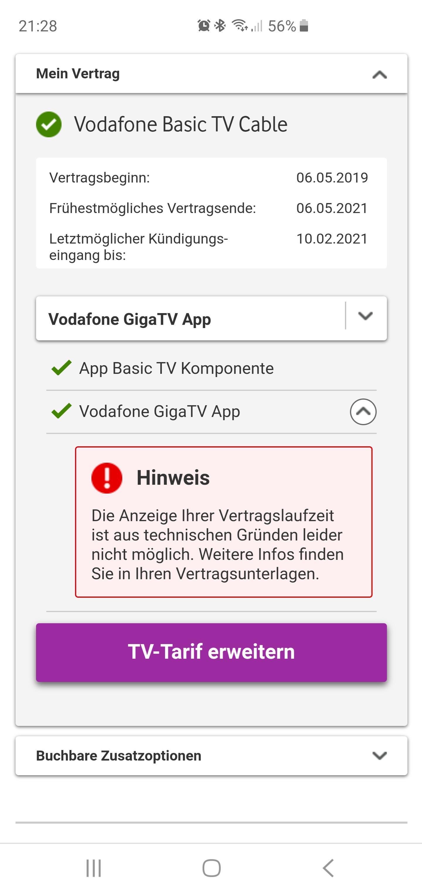 Vodafone Login Nicht Möglich