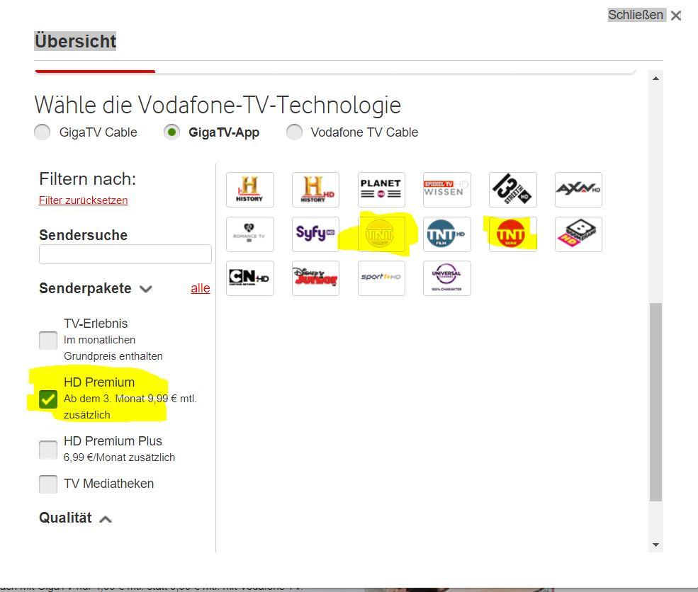 Giga Tv App