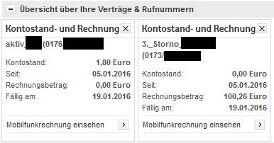 Gelöst Rechnung Und Mahnungen Ohne Vertrag Vodafone Community