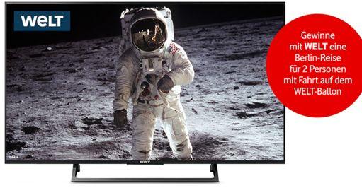 Mondlandung: GigaTV-Gewinnspiel vom 01.07. – 31.07.2019