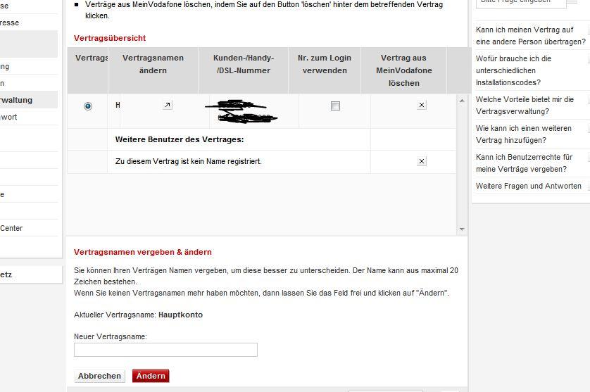Die Meinvodafone App Seite 6 Vodafone Community