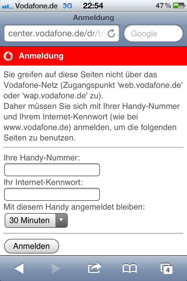 die meinvodafone app seite 6 vodafone community. Black Bedroom Furniture Sets. Home Design Ideas